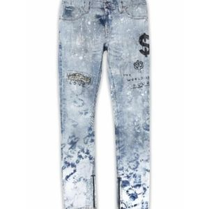 🆕️🌎World is yours Jeans 🌎 34w,36w,38w